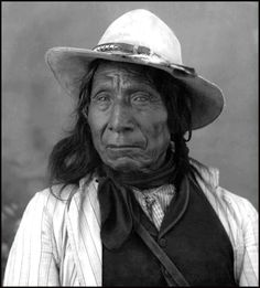 Chief Red Cloud, 'Great Spirit raised both the white man and the Indian. I think he raised the Indian first. He raised me in this land, it belongs to me. White man was raised over the great waters, and his land is over there'
