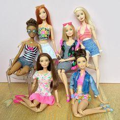 Dreaming of Summer ☀️ #barbiedoll #barbiemadetomove #madetomovebarbie…