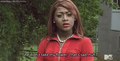 "All that is Mhissy. | 13 Of The Most Iconic Moments So Far From MTV's ""Catfish"""