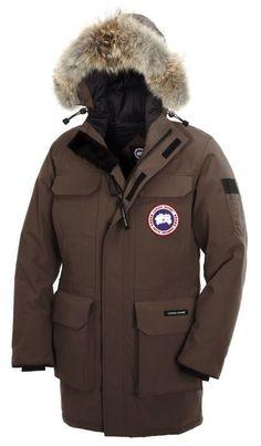 Discount Canada Goose Citadel Parka Brown Mens  coachpurses80percentoff  Osho 8eee770c402b