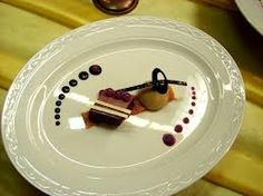 culinary plating designs - Google Search