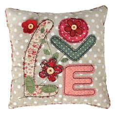 Mini Patchwork Hippy Cushion | dotcomgiftshop | Winter Sale Now On