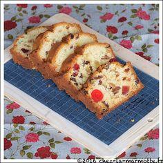 Cake anglais aux fruits confits (Défi culinaire # 13)   Marmotte cuisine !