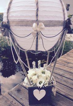 Geschenk Hochzeit Ballon :)