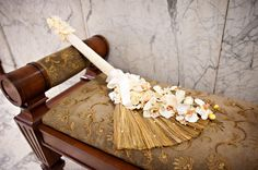 jumping the broom wedding ideas - Google Search