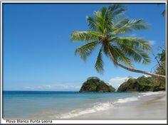 Costa Rica trip Playa Blanca