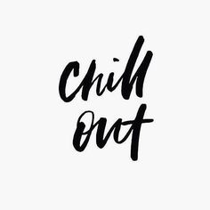 Chill vibes quotes - quotes of the day Nutrition Education, Chill Out Quotes, Picnic Quotes, Black & White Quotes, Words Quotes, Sayings, Art Prints Quotes, Weekend Vibes, Summer Vibes