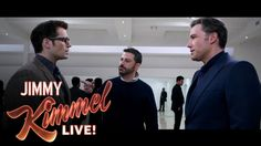 "#BatmanVsSuperman: Deleted Scene from ""Batman v Superman"" Starring Jimmy Kimmel #HenryCavill #BenAffleck"