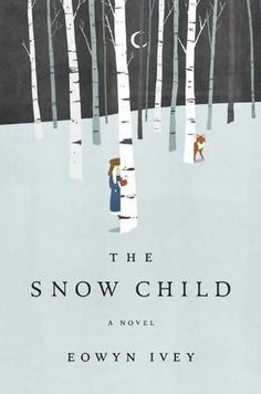 The Snow Child by Alaskan author Eowyn Ivey. Alaska, 1920: a brutal place to homestead, and especially tough for recent arrivals Jack and Mabel.