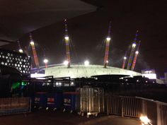 A whirlwind tour of The O2