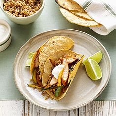Chicken Fajitas   #myplate #chicken #easydinners #Mexican