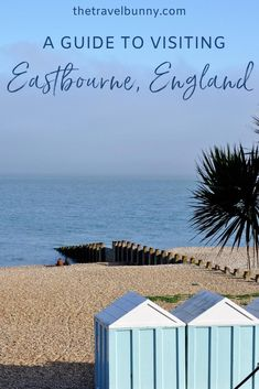 A guide to exploring Eastbourne, East Sussex. What to see and do in Eastbourne on England's south coast, where to stay, coastal walks, fortresses, piers and bandstands #Eastbourne #EastSussex #travelguide Travel Advice, Travel Guides, Travel Tips, Uk Holidays, Weekend Breaks, East Sussex, Canada Travel, Holiday Destinations, Trip Planning