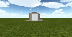 Cool 3D #marketing http://ift.tt/2zCmTUA #barn #workshop #greenhouse #garage #roofing #DIY