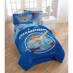 Disney Planes U0027Racingu0027 6 Piece Bed In A Bag With Pillow Buddy By Disney