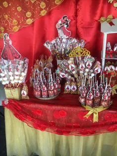 Elena of Avalor diy treats #treats #elenaofavalor