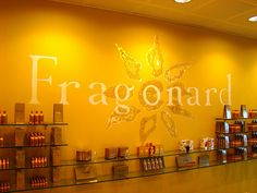 Fragonard Parfumeur in Paris. Very good perfumes, not too expensive, made in Grasse, in the south of France, known as the french perfume town. Shop : Boulevard des Capucines ou Magasins du Printemps...