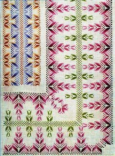 cojines bordados en punto yugoslavo - Ask.com Image Search