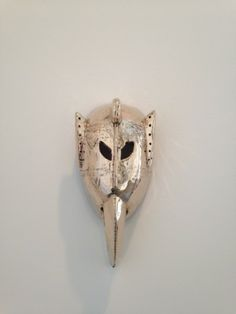 Sherrie Levine, Bird Mask