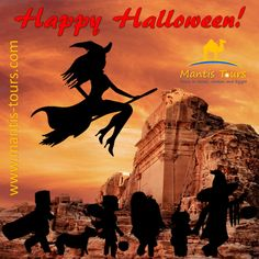 #Happy #Halloween! 🎃 Visit the bewitched red-rose city of Petra! - See more at: www.mantis-tours.com  #MantisTours #TripAdvisor #PictureOfTheDay #Holiday #Vacation #Travel #Tour #Tours #Trip #Trips #Israel #Eilat #Jordan #Petra #WadiRum