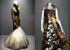 alexander mcqueen savage beauty background - Google Search