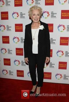 Holland Taylor | Holland Taylor: 'Sarah Paulson Is The Most Wonderful Thing In My Life' | Contactmusic.com