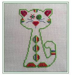 Pattern Pick of the Day: Rainbow Whiskerkins