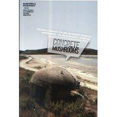 Concrete Mushrooms on Amazon