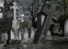 Nottingham Cemetery by Duncan~, via Flickr