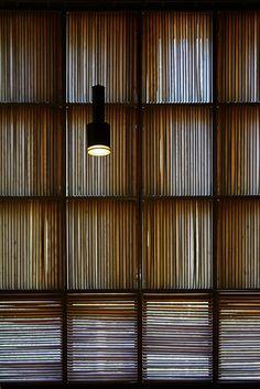 Säynätsalo Town Hall - Alvar Aalto | Flickr - Photo Sharing! Detail Architecture, Chinese Architecture, Futuristic Architecture, Interior Architecture, Interior Design, Alvar Aalto, Facade Lighting, Lighting Design, Town Hall