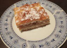 Szőttes almás pite   Edit56 receptje Cookpad receptek