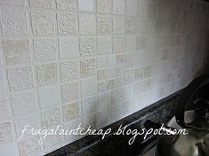 Crazy Tips Can Change Your Life: Wide Beadboard Backsplash farmhouse backsplash diy.Beadboard Backsplash Behind Stove beadboard backsplash inspiration.Beadboard Backsplash With Granite. Penny Backsplash, Copper Backsplash, Beadboard Backsplash, Herringbone Backsplash, Kitchen Backsplash, Backsplash Ideas, Mirror Backsplash, Hexagon Backsplash, Kitchen Cabinets