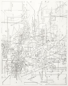 Daniel Libeskind, Micromegas: The Architecture of End Space. Paper Architecture, Architecture Graphics, Art And Architecture, A Little Life, Site Analysis, Daniel Libeskind, Information Graphics, Civil Engineering, Sustainable Design