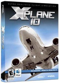 Amazon.com: X-Plane 10 Regional: North America - Mac: Video Games