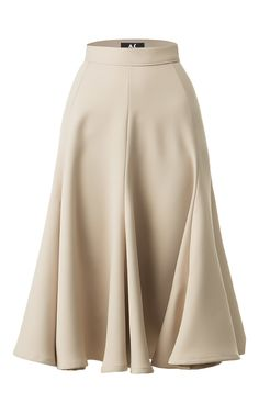 A Line Skirt by ATELIER KIKALA for Preorder on Moda Operandi