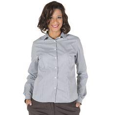 2482 camisa manga larga chica color caldera #garys