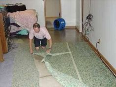 How to Replace Carpet With Hardwood~ might need to know this very soon...