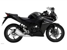 Honda 2012 CBR®125R Motorcycles    Hmmm. Maybe a good bike to learn on.