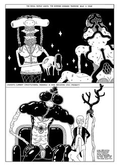 Canadian Royalty by Michael DeForge
