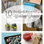 Dollar Store Crafts  » Blog Archive   » 10 DIY Wedding Favors on a Budget