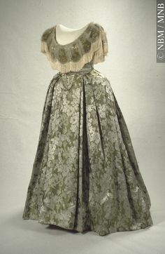 1858 gown