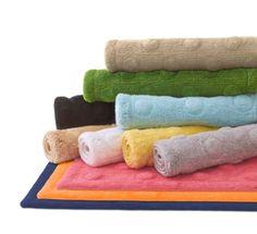 kate spade | larabee dot bath rug