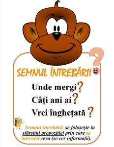 Semne de punctuație -Semnul întrebării Visual Perceptual Activities, Romanian Language, Homework Sheet, Little Einsteins, Teacher Supplies, School Lessons, Education Quotes, Preschool Activities, Coloring Pages