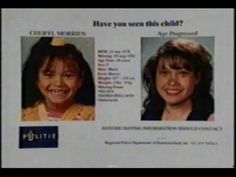 computerized aging of missing children Lost People, Missing Child, Children, Youtube, Young Children, Boys, Kids, Youtubers, Child