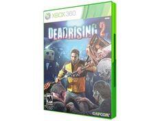 Dead Rising 2 para Xbox 360 com as melhores condições você encontra no site  do Magazine 9e73a09238451