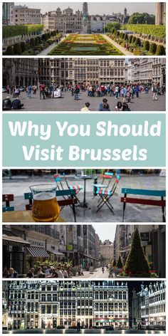 Brussels is one of the most beautiful, quirky, lively, and definitely underrated capitals of Europe.  Visit Brussels and discover why the center of European comics, Belgian beer, rich food, great jazz and gorgeous architecture should be on everyone's to-see list!
