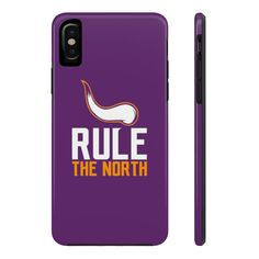 Rule the North (P... Now available!  Only [product-price].  http://roguepandaapparel.com/products/rule-the-north-phone-cases?utm_campaign=social_autopilot&utm_source=pin&utm_medium=pin