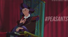 Judge Frollo | Tumblr