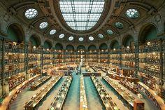Bibliothèque Nationale de France - Franck Bohbot