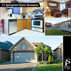 Oakville Real Estate Team - Homes for sale in Oakville, Burlington, GTA and surrounding areas. Free Market, Real Estate, Cabin, Homes, Street, House Styles, Home Decor, Homemade Home Decor, Houses