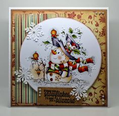 Pop's Cards: Christmas Toppers